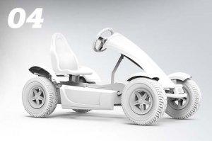BERG Race GTS - FullSpec Version - kaufen auf gokart-profi.de