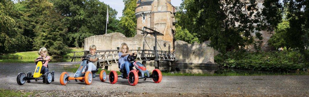 Verkehrserziehung schon im Kindergarten - gokart-profi.de