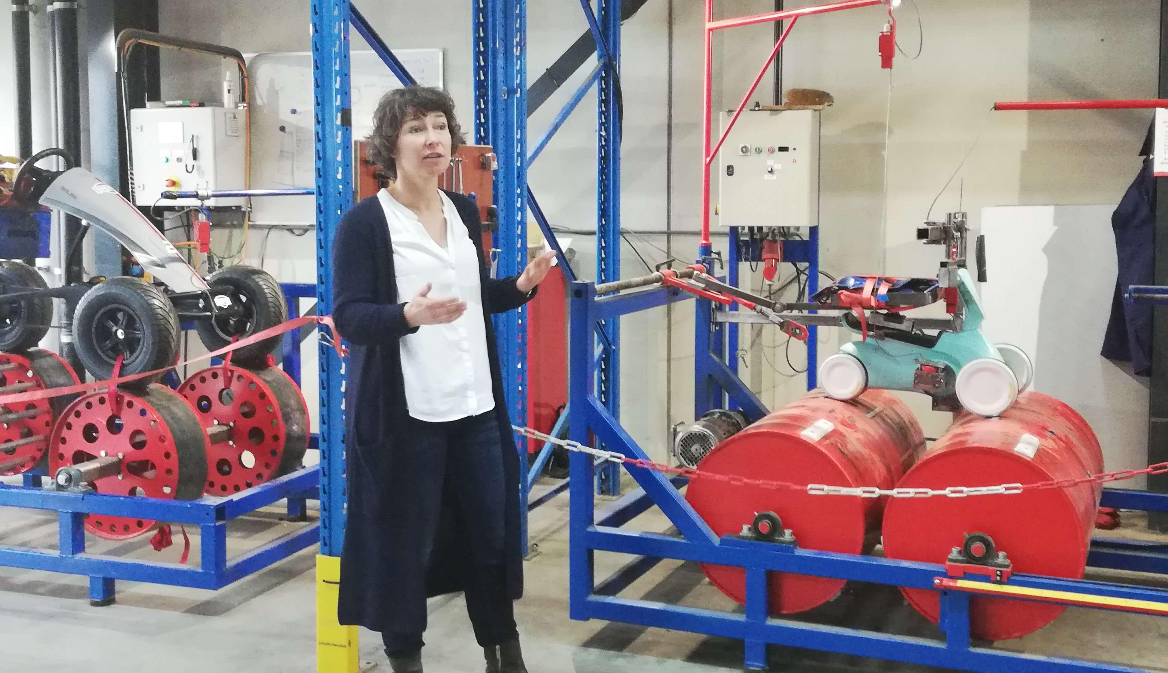 Gokart Entwicklung und Herstellung bei BERG Toys - gokart-profi.de live in EDE Niederlande