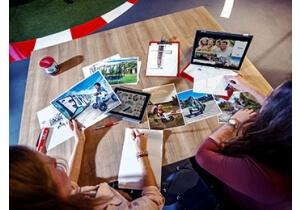 Gokart Entwicklung: Brainstorming - gokart-profi.de bei BERG Toys in EDE - Niederlande
