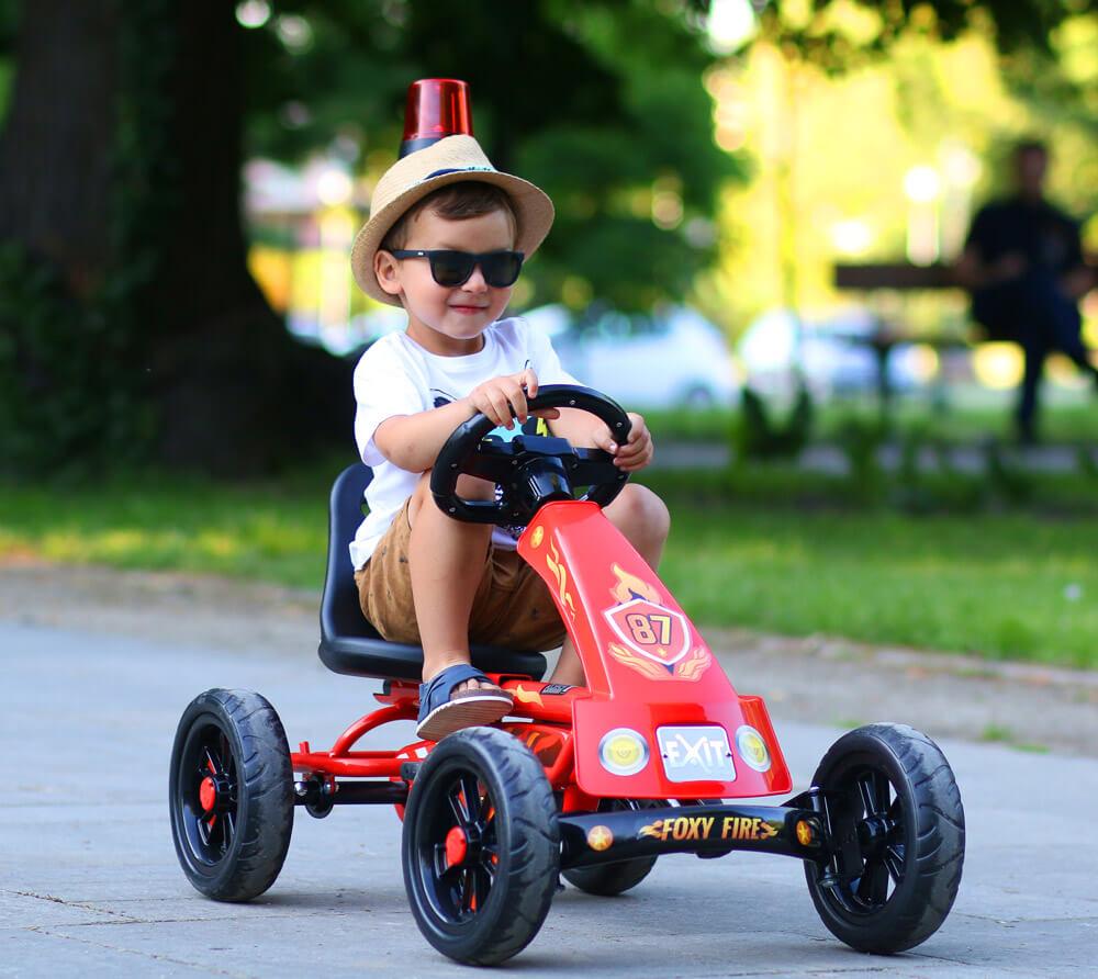 Gokart für Kinder, die 2 Jahre alt sind: BERG Buzzy & Co. bei gokart-profi.de