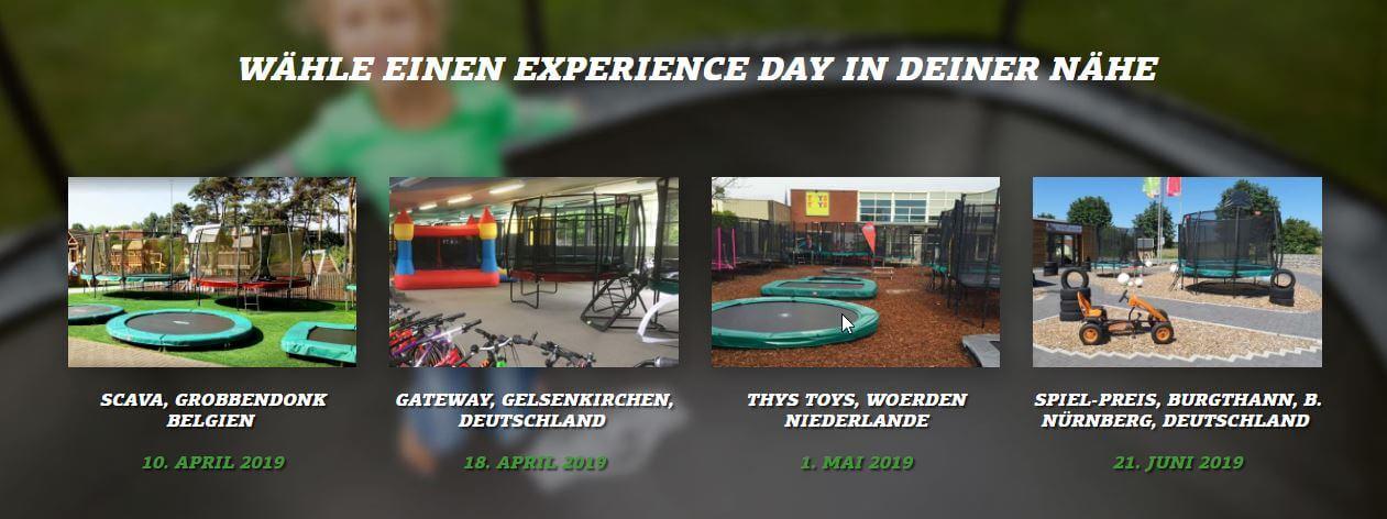 BERG Experience Day in Deutschland bei GOKART PROFI - Burgthann Nürnberg - 21.06.2019