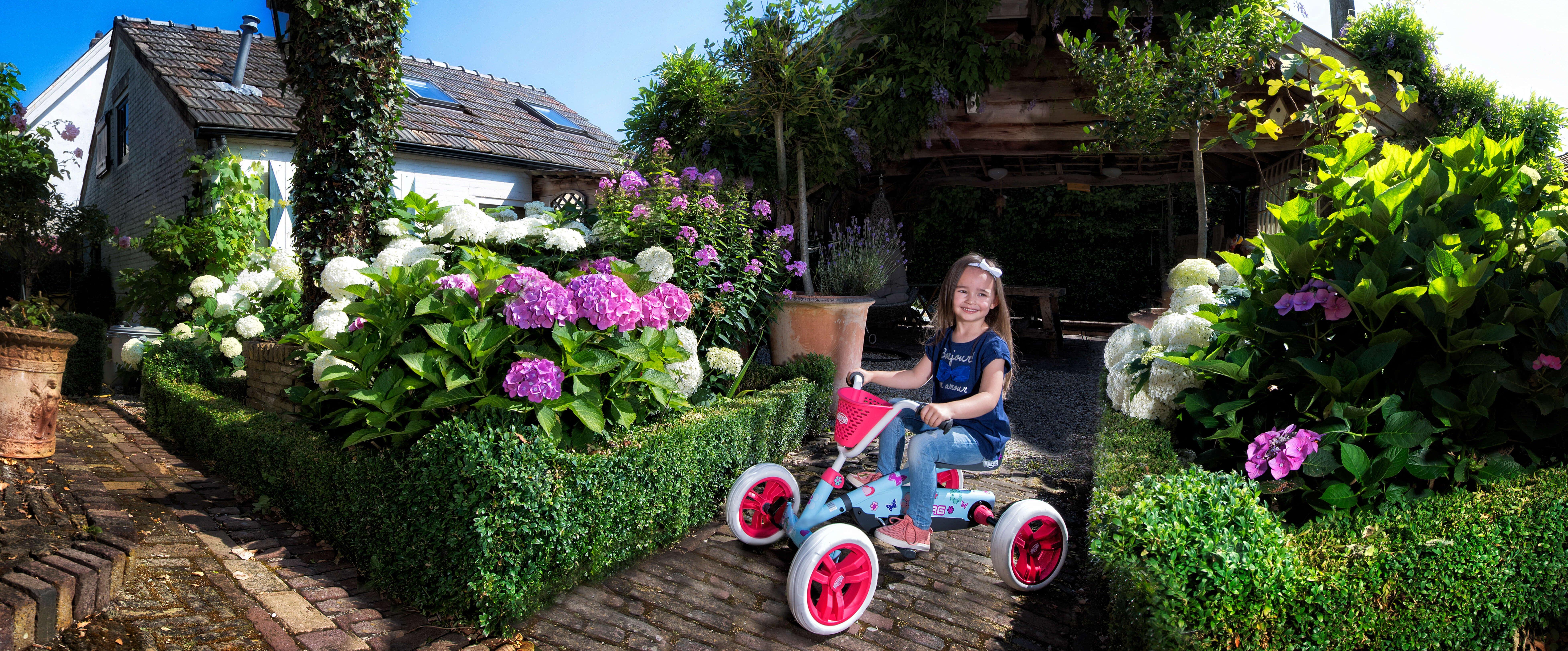 Gokart für Kinder, die 2 Jahre alt sind: BERG Buzzy & Co. - gokart-profi.de