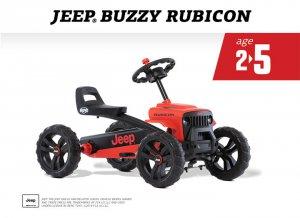 BERG Buzzy Jeep - ab 2 Jahre - gokart-profi.de