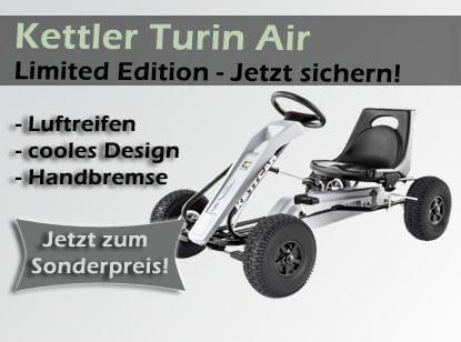KETTLER Turin Air - kaufen auf gokart-profi.de