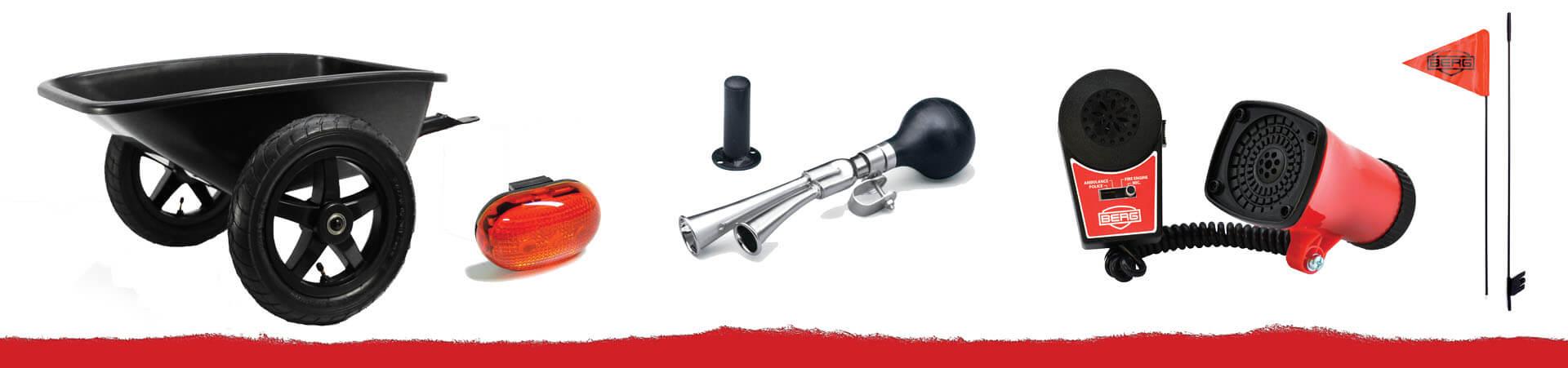 BERG Toys Sicherheit kaufen auf GOKART PROFI - Zubehör