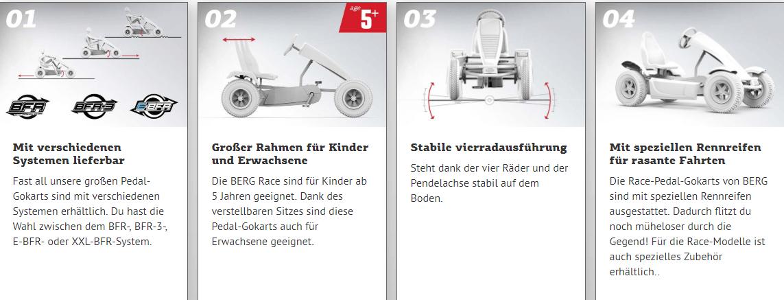 BERG Race Gokarts - kaufen auf gokart-profi.de