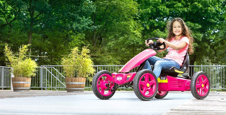 BERG Rally Modell Pearl - gokart-profi.de Fachberatung