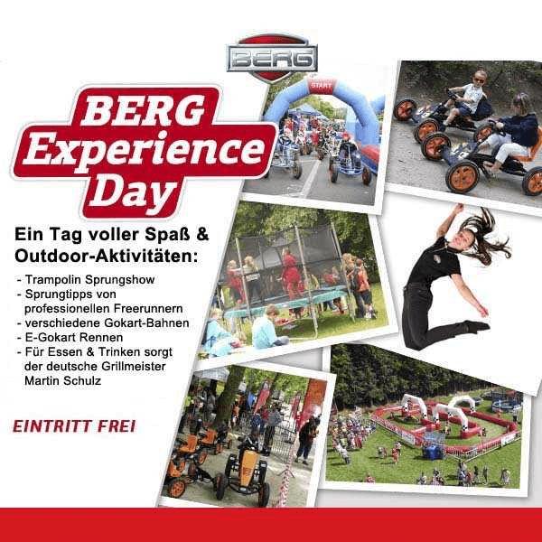 BERG Experience Day Burgthann/Nürnberg - Ferienhighlight Pfingsten 2019