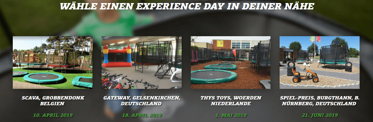 BERG Experience Day - das Ferienhighlight bei GOKART PROFI