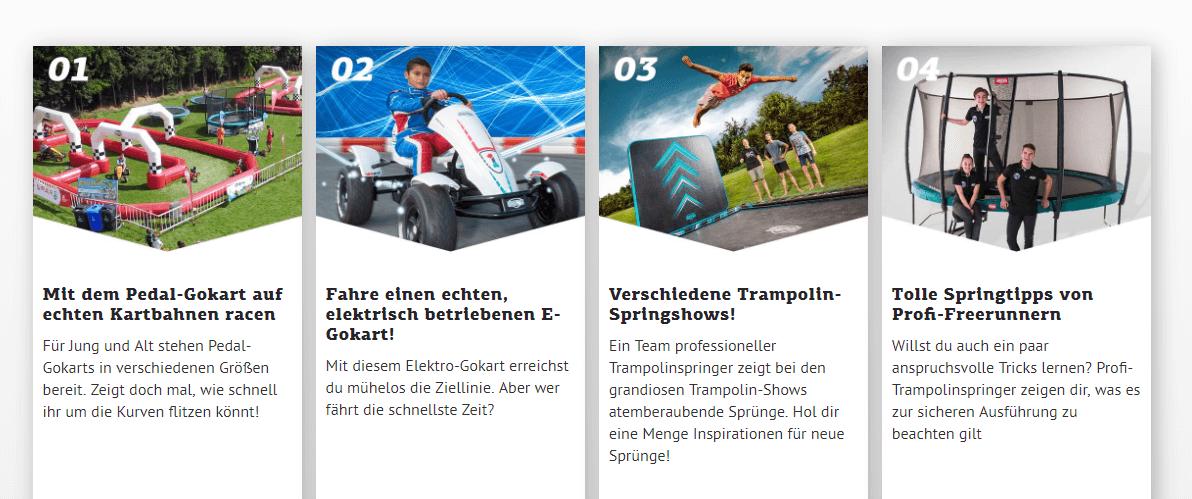 Der große Tag naht: 21.06.2019 BERG Experience Day - gokart-profi.de