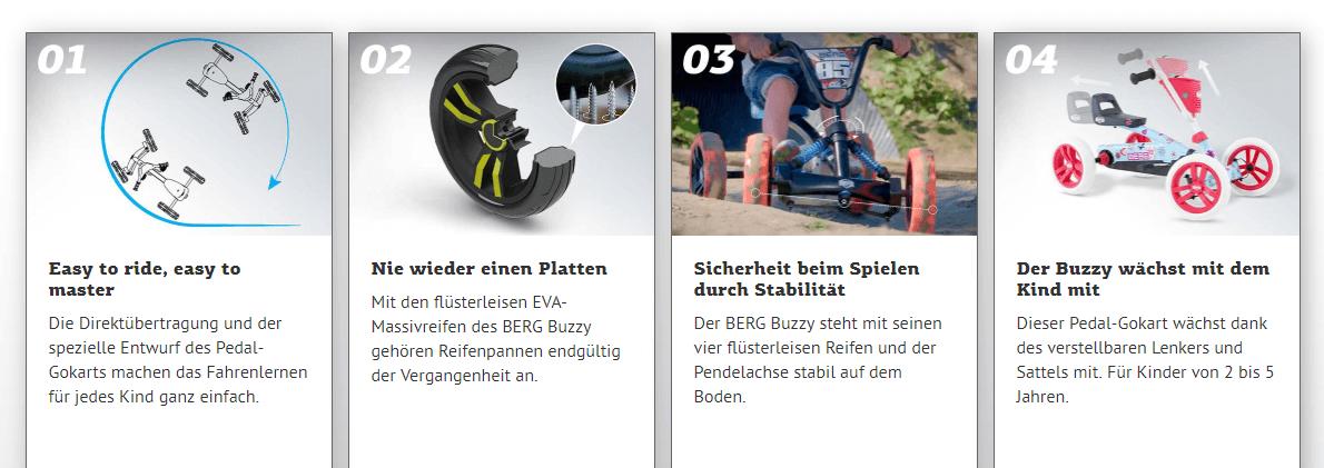BERG Buzzy Volt - kaufen auf gokart-profi.de