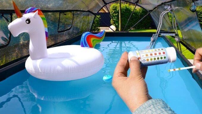EXIT Pool - Wasser Hygiene - gokart-profi.de und spiel-preis.de