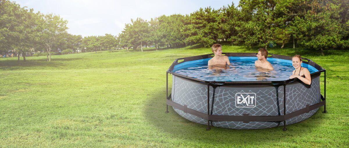 EXIT POOL – Badespaß jetzt noch ordern zum Top Preis - www.spiel-preis.de