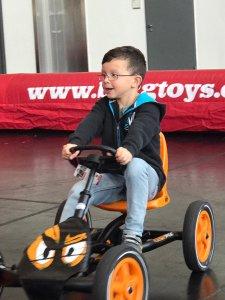 Fahrspaß für Kids mit gokart-profi.de - Consumenta 2019