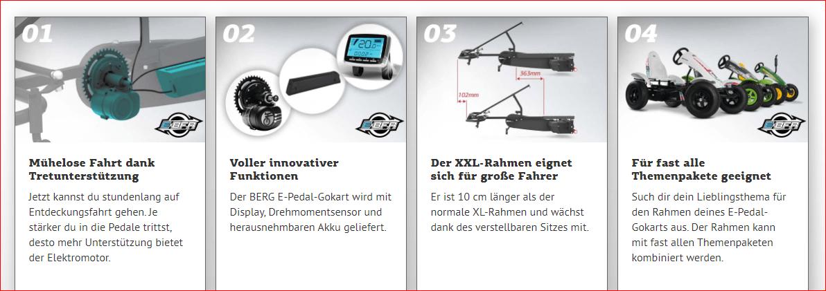 Autosalon Consumenta: auch wir präsentieren die E-Mobilität - gokart-profi.de BERG E-BFR