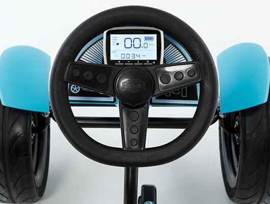 Autosalon Consumenta - unsere E-Gokarts am Messestand GOKART PROFI Halle 7 A
