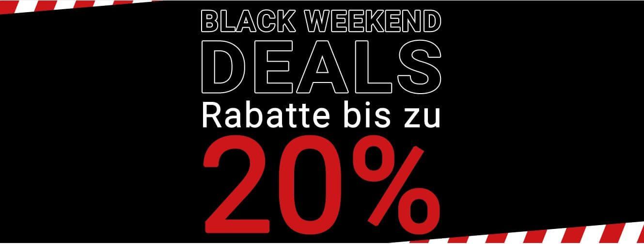Black Weekend - bis zu 20 % bei gokart-profi.de