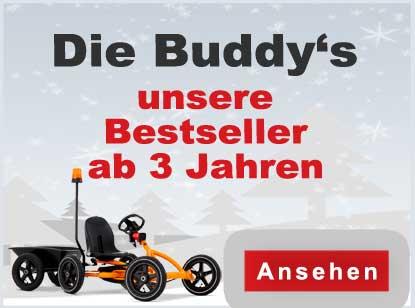 BLACK WEEKEND bei gokart-profi.de - Buddy von BERG - Tipp