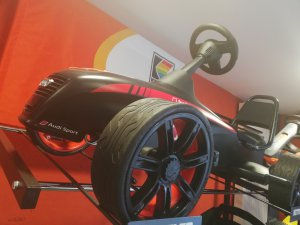 Sortimentswechsel - gokart-profi.de - Showroom November 2019