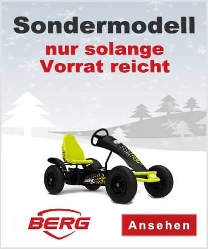 BERG Sondermodell Trinity – Limited Edition jetzt sichern - gokart-profi.de