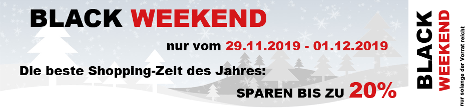 Black Weekend bei gokart-profi.de - Vormerken und Geld sparen