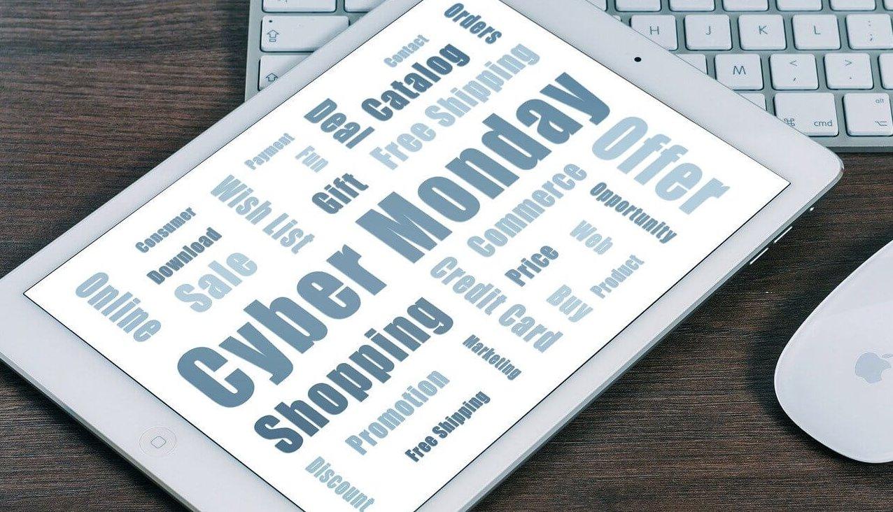 CYBER MONDAY auf gokart-profi.de