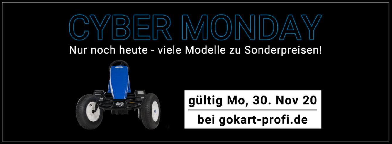 Cyber Monday - 30.11.2020 - bis 20 % auf gokart-profi.de