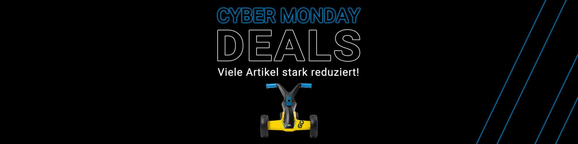 Cyber Monday Deals bei gokart-profi.de