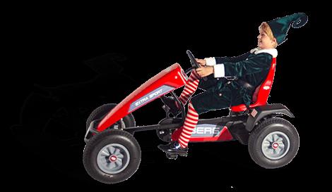 Frohe Weihnachten 2020 - gokart-profi.de