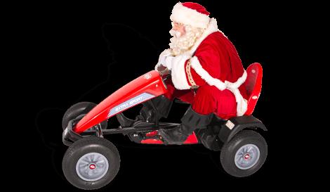 Weihnachtsgarantie auf Gokart Geschenke bei gokart-profi.de