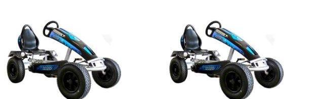 DINO CARS Silver Racer - exklusiv auf gokart-profi.de - BF1 und BF3