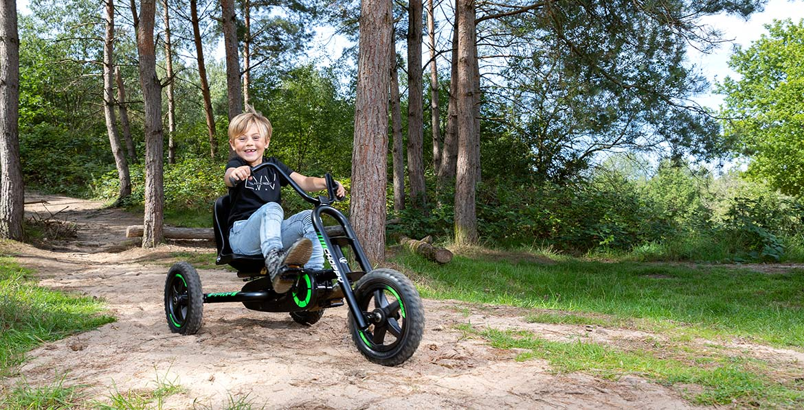 BERG Choppy Neo - Tricycle für Kids ab 3 - gokart-profi.de
