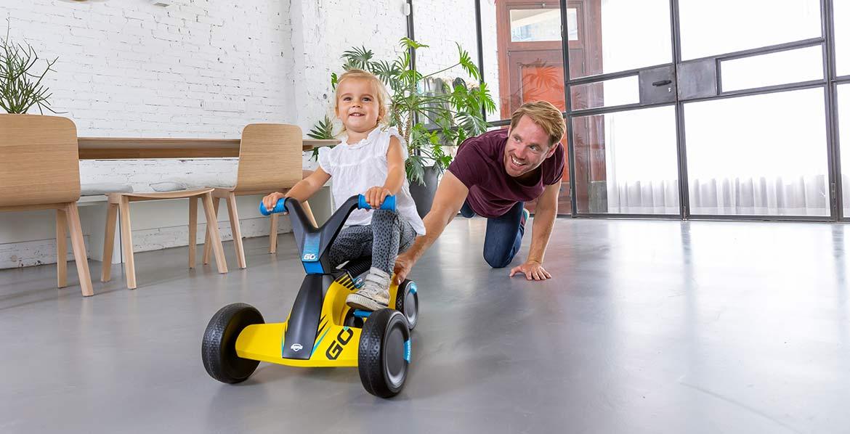 BERG Go² Sparx - die Baby-Kollektion bekommt Zuwachs - bei gokart-profi.de