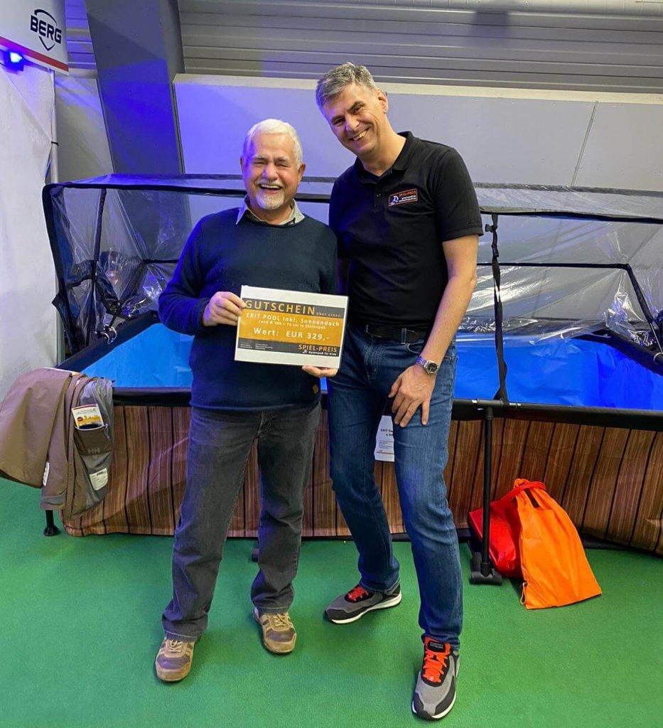 Freizeitmesse Reise(s)pass: unser EXIT Pool hat einen neuen Besitzer - gokart-profi.de - spiel-preis.de