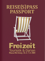 Freizeit Touristik Garten 2020 - Reisespass Gewinnspiel - gokart-profi.de
