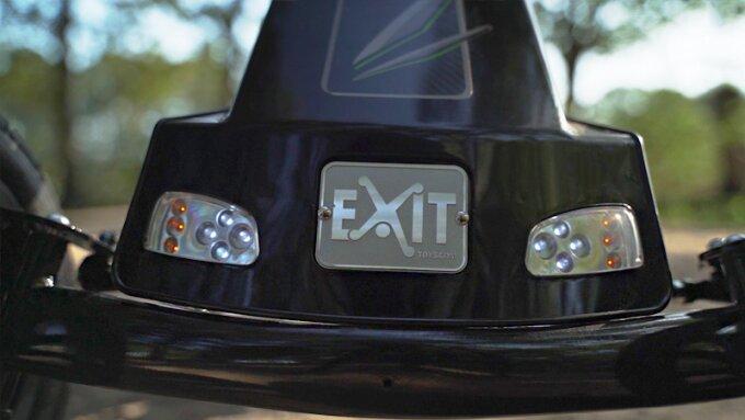 EXIT Gokarts mit Lichter und Blinker - kaufen auf gokart-profi.de
