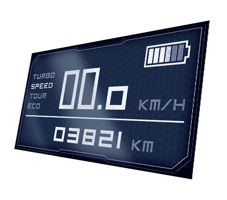 Ein Blick in die Zukunft: BERG Gokart VISION - Display- gokart-profi.de