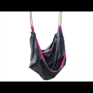 exit-swingbag-schaukel-schwarz-pink - spiel-preis.de