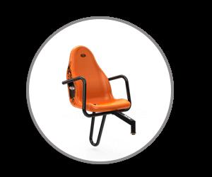 Pimp your Pedal-Gokart mit GOKART PROFI - Soziussitz