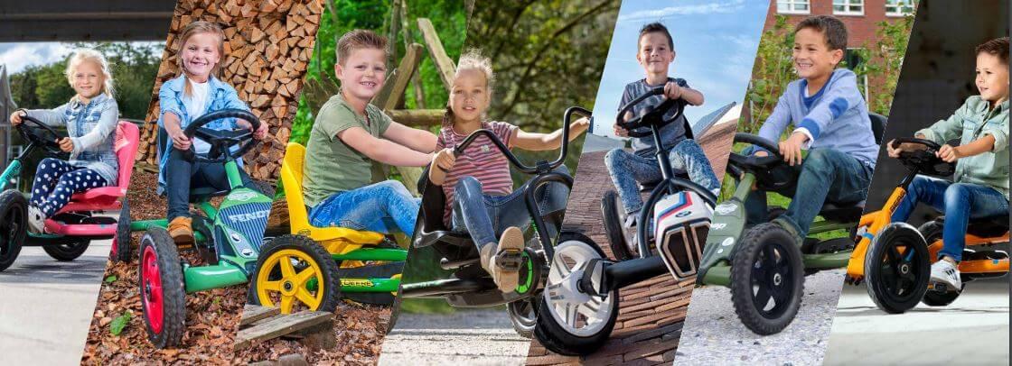 BERG Buddy - Kids ab 3 - Ratgeber und Info - gokart-profi.de