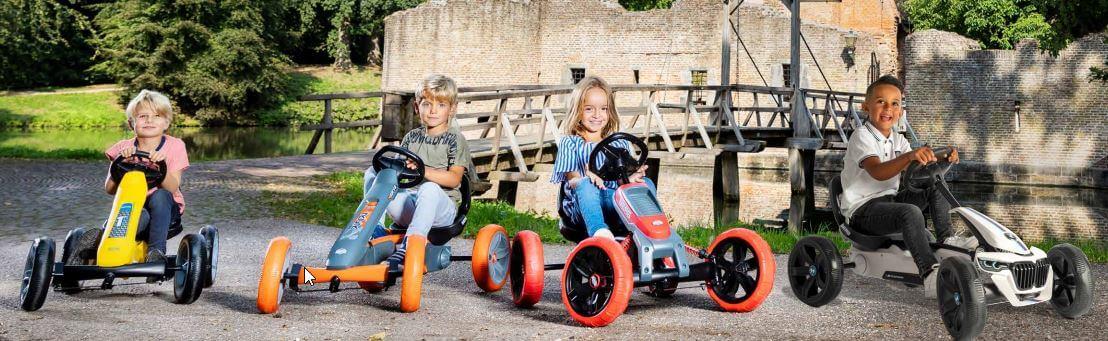 Kaufhilfe BERG Pedal Gokart nach Kindesalter - BERG Reppy - gokart-profi.de