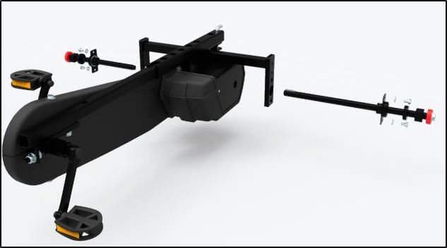 Montage BERG Skelter - Beratung BFR-3 - Technik Tipps gokart-profi.de