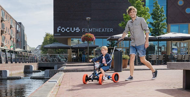 BERG Buzzy 2-in-1: für junge Familien unverzichtbar - Beratung bei gokart-profi.de