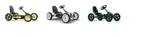 Kaufhilfe BERG Pedal Gokart nach Kindesalter - BERG Buddy - gokart-profi.de