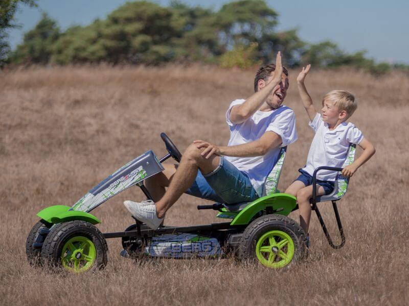 Kaufhilfe BERG Pedal Gokart nach Kindesalter - gokart-profi.de