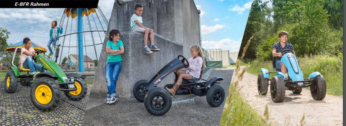 Elektro Gokart - BERG Toys - kaufen auf gokart-profi.de