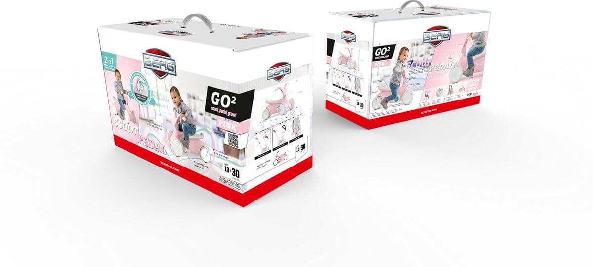 BERG Go² im handlichen Geschenk-Karton - gokart-profi.de