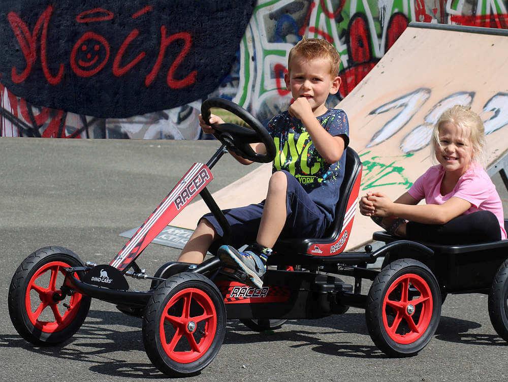 DINO CARS Kids LINE - alle aktuellen Gokarts auf gokart-profi.de