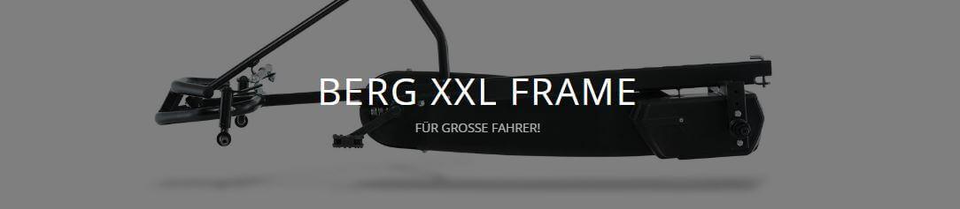 BERG XXL-Frame - kaufen auf gokart-profi.de